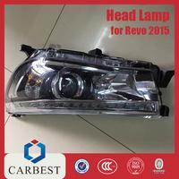 High Quality Led Toyota Hilux Headlights for Revo Vigo 2015