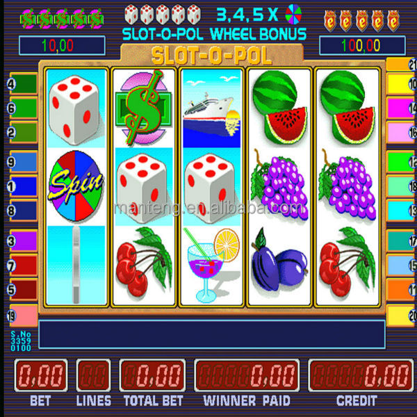 Poker machine emulator download