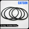Super durable FKM RUBBER PTFE seal D ring
