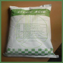 99.5% min citric acid monohydrate BP 98 / food and vegetable preservatives citric acid