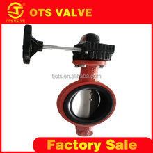 BV-LY-0188 red color small water tank float valve plastic for fire fighting