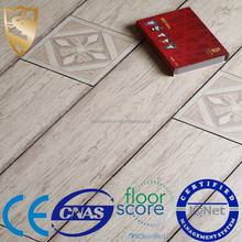 China top brand nanmu flooring laminate flooring