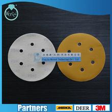 Abrasive paper Sand For Wood FurnitureTianjin Alumina Velcro Grit MANUFACTURER