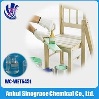 Water based paint coating organic silicone wetting agent WC-WET6451