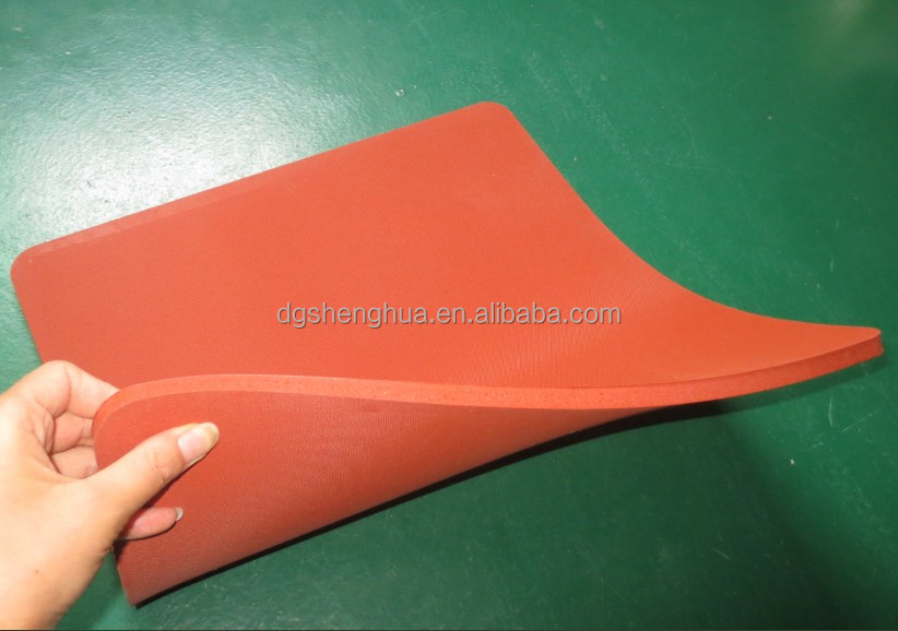High Quality Heat Resistant Silicone Rubber Pads Heat