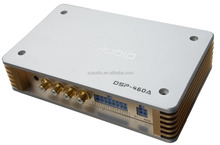 6CH DSP Car Audio Amplifier, With Wifi/ BT/ Remote Control Power Amplifier