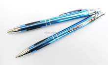Aluminum barrel logo printed metal pen