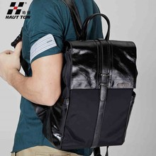 2014 New Fashion Outdoor Waterproof Brown/Black Korea Style China Travel Hiking Men Backpack Bag