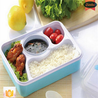 plastic lunch boxes factory Plastic kids lunch boxes lunch preservation box/microwave safe plastic lunch box/plain plastic lunch