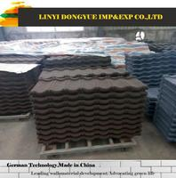 stone coated roofing shingle patterned metal roof shingle stone coated roofing shingle