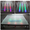 Transparent clear Acrylic glass wedding stage backdrop decoration