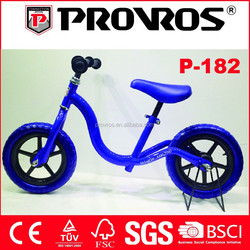 boys and girls comfortable banlance bike /light balance bike for kids outdoor sports