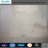 Polished Stainless SS304 Filter Skeleton Perforated Metal Mesh Tube