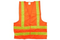 Flashing led 16 lights with pocket safety vest-Kseibi