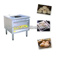 DZY500 gas dim sum steamer cooker for dumpling,dim sum