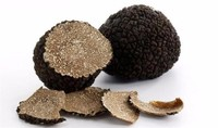 High Quality Dried Black truffle, wild mushroom from yunnan, health food