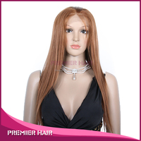 stock high temperature synthetic hair lace front wig 30#
