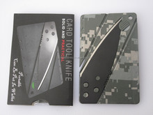 credit card folding safety knife