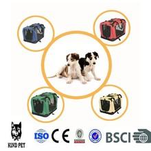 [KIND PET]2015 wholesale fabric pet carrier bike dog carrier