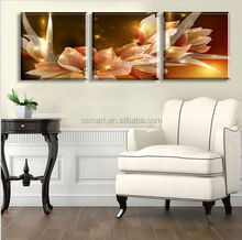 Flower relief painting canvas painted picture oil paintings for bedrooms decoration flowers magnolia flower oil painting