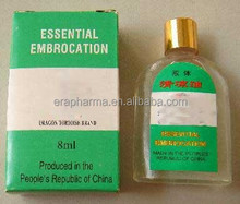 food grade function Essential Oil, 8ml essential liquid balm, 3ml&8mlessential embrocation,