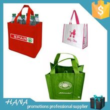 New style manufacture non woven eco promotion shopping bag