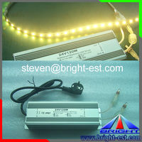 120W DC12V 10A DC24V 5A IP67 Waterproof LED power supply