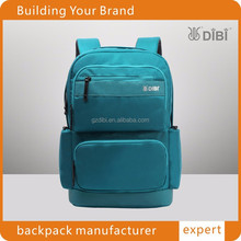 GZ DIBI branded ultralight backpack bag trendy girls backpack bag, fashion backpack bags