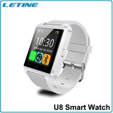 NO MOQ requirement u8 smart watch accept Paypal