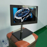 13.3 inch bulk HD digital photo frame big sizes HD picture frame 1920*1080P, Glass panel