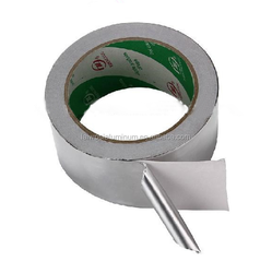 Fty directly supply! aluminum foil tape with silicon paper