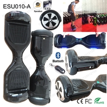 2 wheel three wheel electric scooter with LED bluetooth speaker