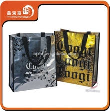 on sale hot popular foldable cheap non woven shopping bag