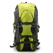 outdoor backpack waterproof mountaineering bag, hiking camping backpack, mountaineering bag