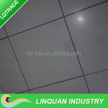 diamond shaped opening perforated metal sheet / perforated aluminum sheet metal