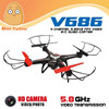 2015 v686g hot sale rc drones Shantou Chenghai Toy Factory WL Toys V686G 2.4G 4CH 3D Rolling Fly Headless Quad Copter