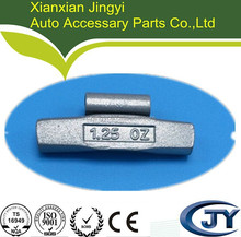 Alibaba china high quality Fe wheel weight for wheel hub