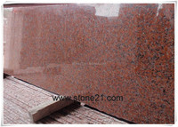 Chinese maple red granite, maple red Granite paving stone