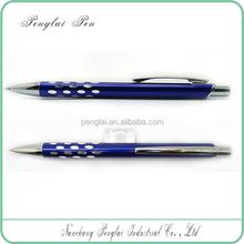 Fancy Design For VIP Client Gift Logo souvenir thin gift metal pen