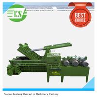 Y81-500 Automatic scrap car press machine