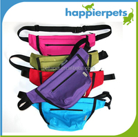 Dog Treat Training Pouch Bait Bag with French Spring Hinge