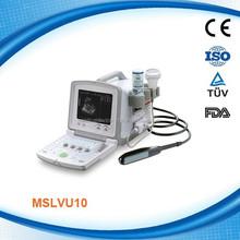 MSLVU10H portable cow pig dog sheep pregnancy pregnant ultrasound scanner