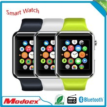 2015 hot sales bluetooth smart watch mobile phone wholesale
