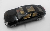 1 18 scale custom alloy die casting model with panoramic sunroof car