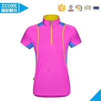 OEM Custom tshirts ladies design your own sport custom dri fit women tee shirts
