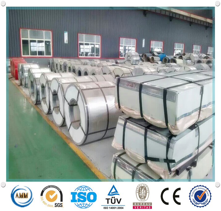 Cold Rolled Coil/ Sheet/ CI Coil