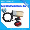 New Gold CDP DS150E !!!! 2014.2 R2 No need active new ds150E with bluetooth tcs cdp SCANNER TCS cdp pro plus with no plastic box