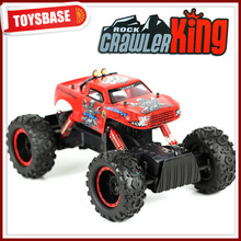 757-4WD05(1:12 Scale) R/C Off-Road 4WD Vehicle w/NiCd Rechargeable Battery & Remote Control RC Car Crawler Rock King Medium