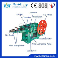 China High Quality Z94-4C Steel Wire Nail Making Machine Factory Price
