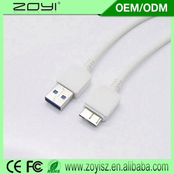 Hot China factory usb splitter cable 2 female 1 male price low for sale for Samsung Note 3